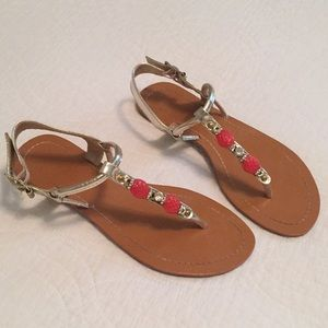 Bamboo brand sandals